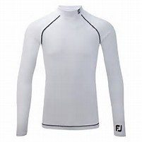 BASE LAYER MOCK WHITE