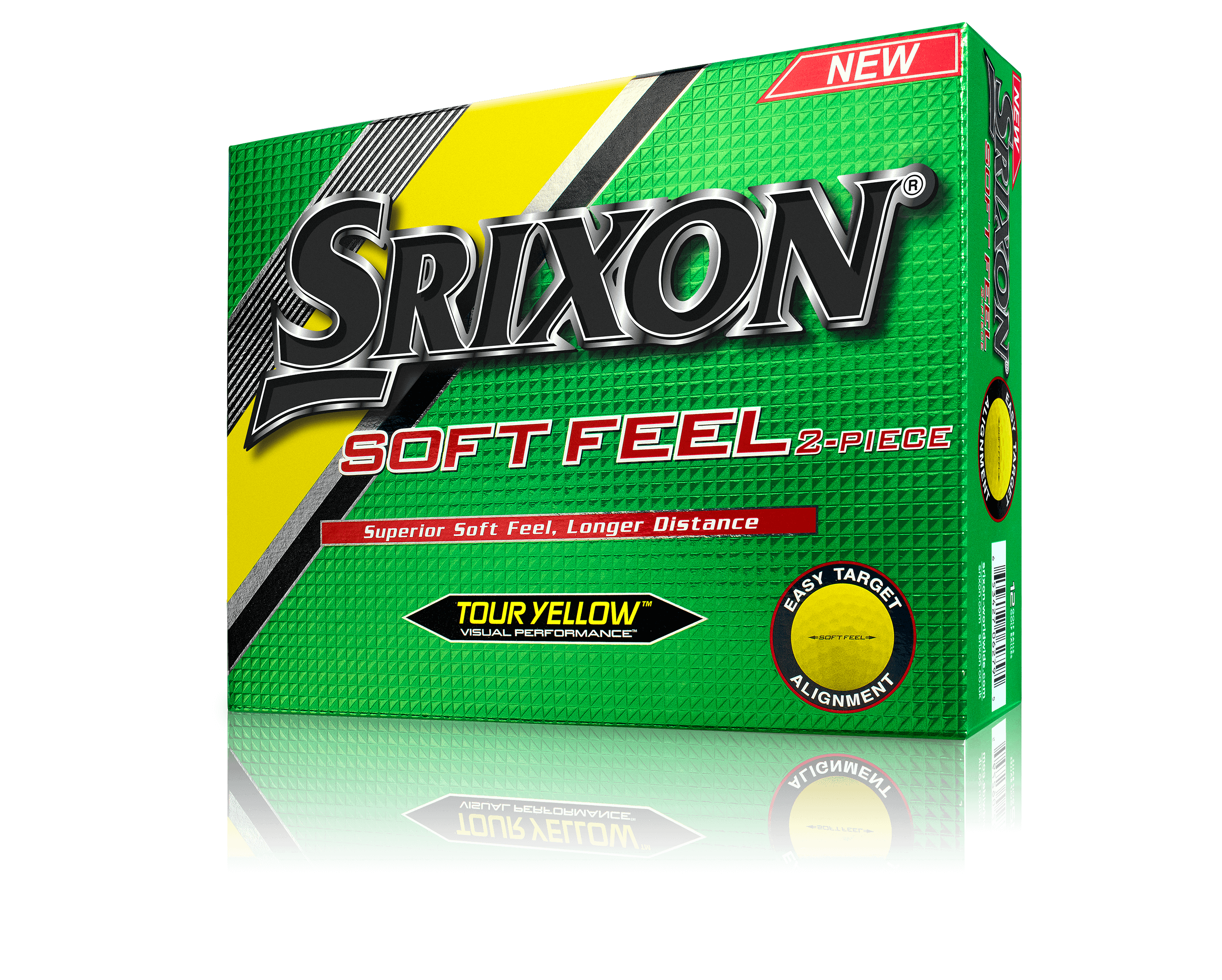 SOFTFEEL YELLOW – GEEL