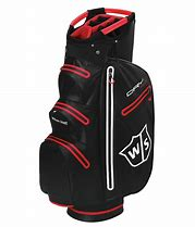 DRY TECH CART BAG RED BLACK