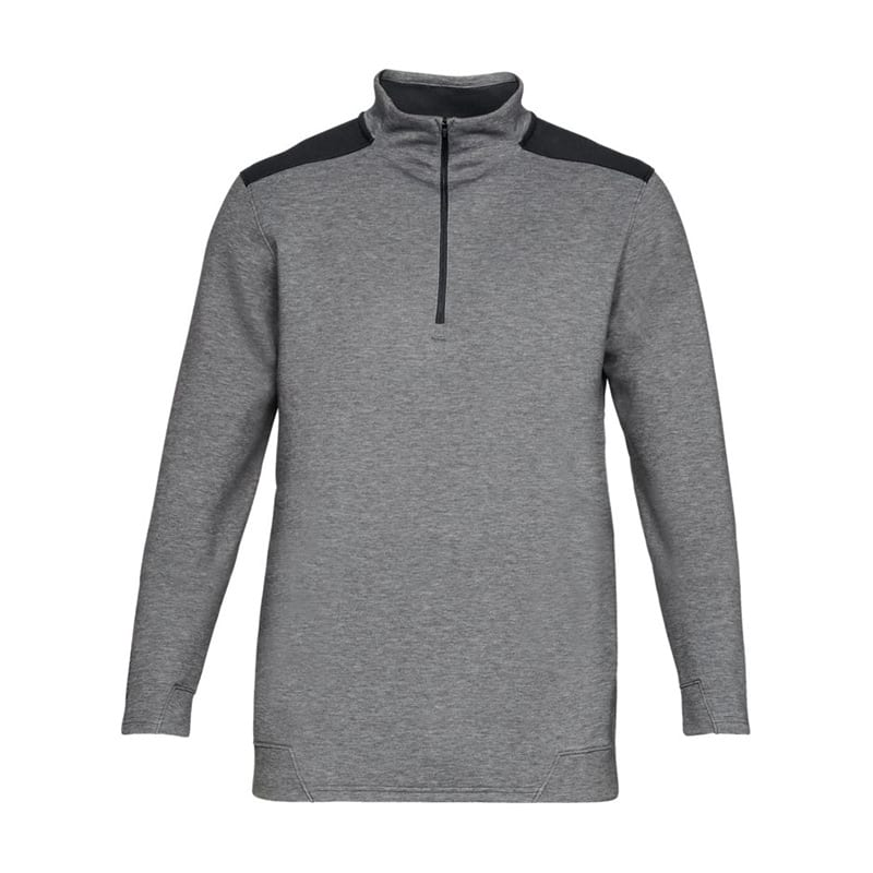 PLAYOFF 1/2ZIP CHARCOAL